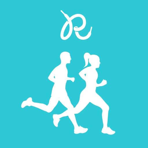 Runkeeper - Track Running with GPS app logo