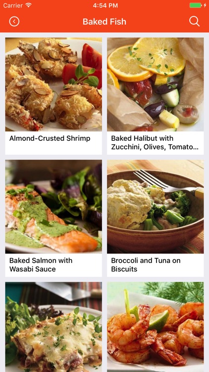 Fish & Seafood Recipes: Food recipes & cookbook