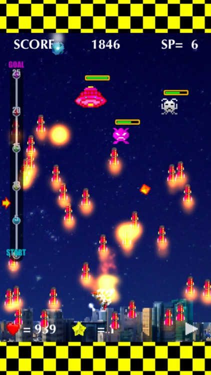 Space UFO Battle