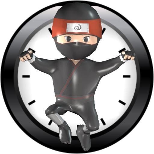 Ninja 10 Seconds Ninja