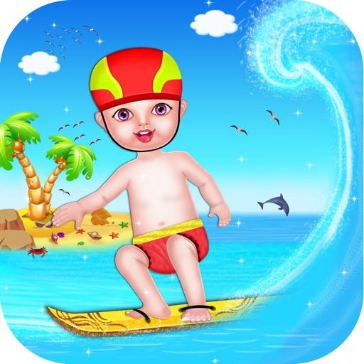 Kids Summer Holidays Beach Fun - Kids Game