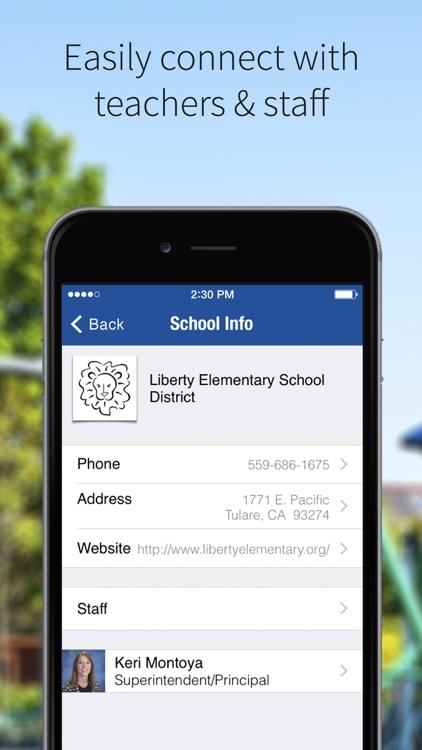 Liberty Elementary School District