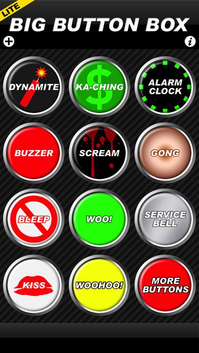 Big Button Box Lite - funny sound effects & sounds - Revenue