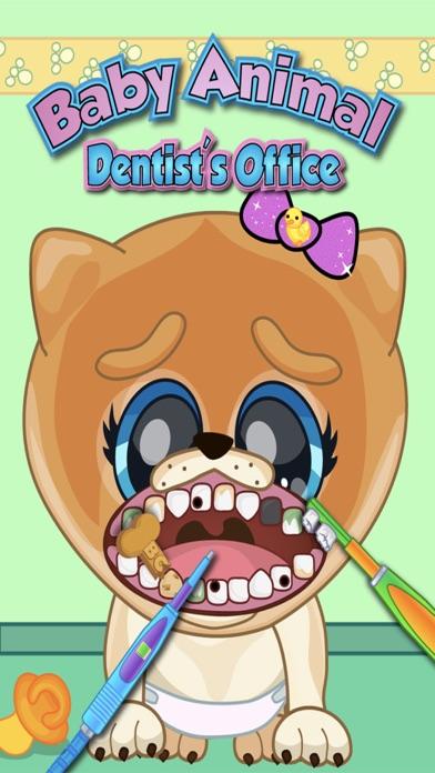 Baby Animal Pets Dentist Doctor Virtual Hospital