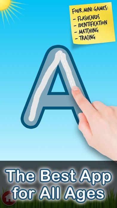 Letter Quiz review screenshots
