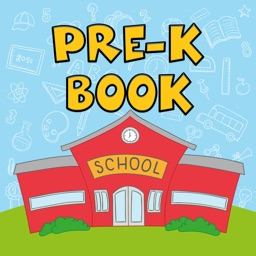 Pre-k Book : preschool learning games