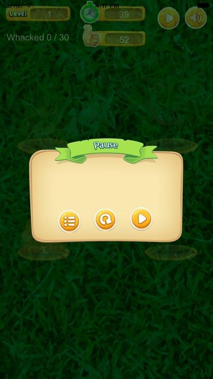 Whack A Mole - Mole hunt screenshot-4