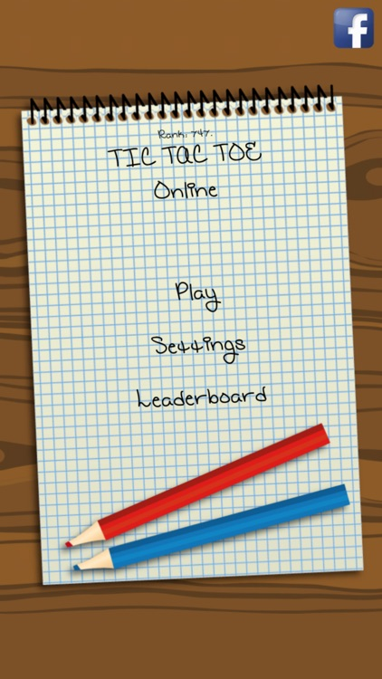 Tic-Tac-Toe Online screenshot-0