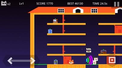 Happy Cat Super Adventure screenshot two