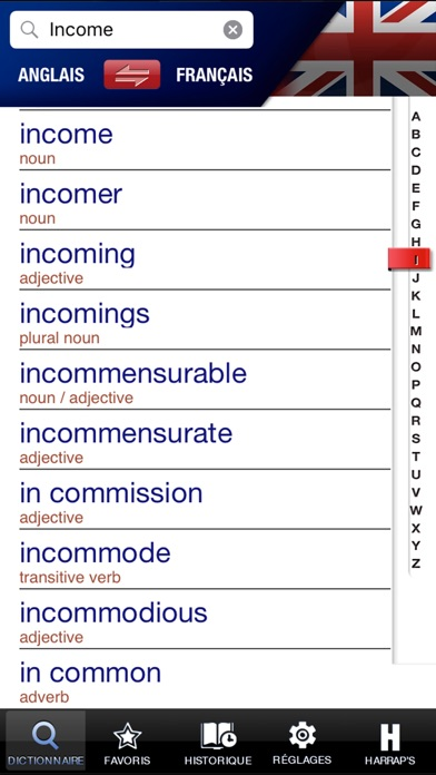 Dictionnaire Harrap's... screenshot1