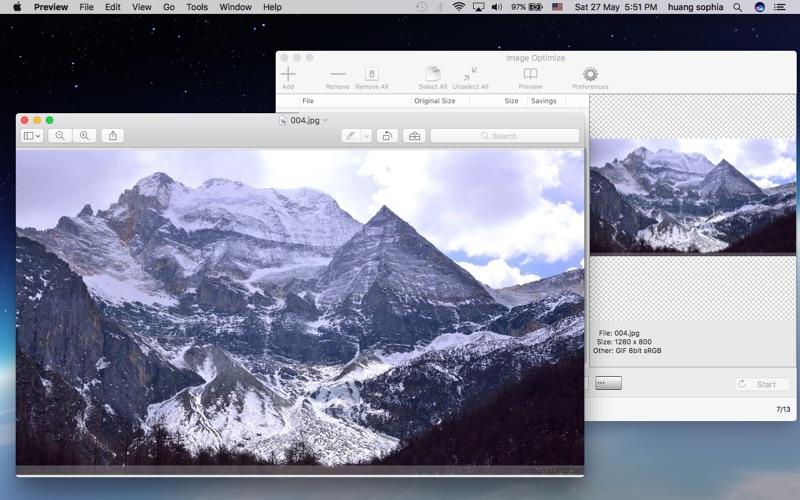 点击获取Image Optimize