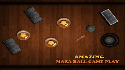 Real Maze Ball Puzzle Challenge screenshot one