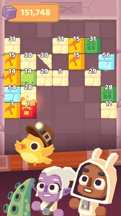Charming Runes - Endless Arcade Block Breaker