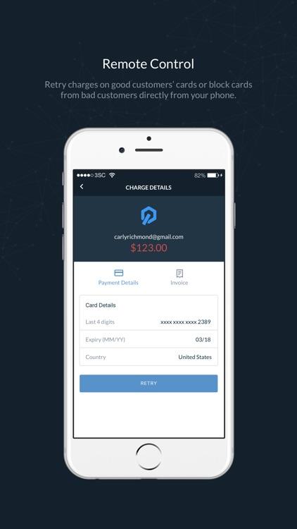 Control - Stripe, PayPal & Square Analytics screenshot-4