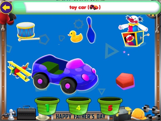 Toddler Trainer - Count the Toys Pro screenshot 9