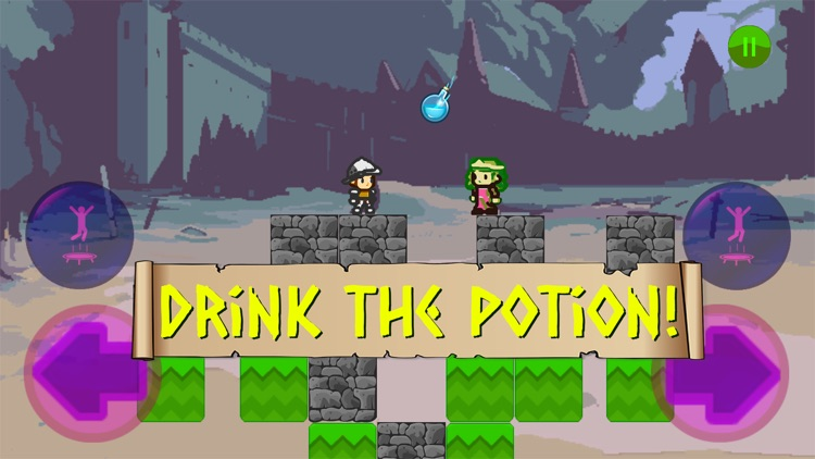 Little Medusa: Nike Water & The Petrified Princess screenshot-3