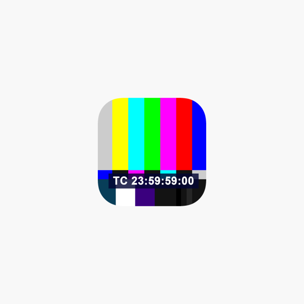 Simple Timecode on the App Store