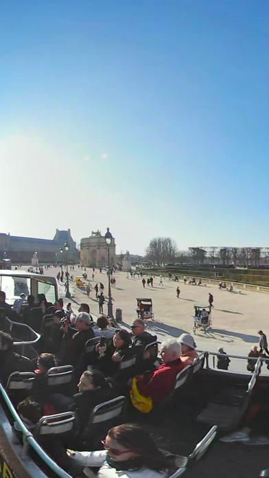 VR Paris Bus Trip Virtual Reality Travel 360のおすすめ画像3