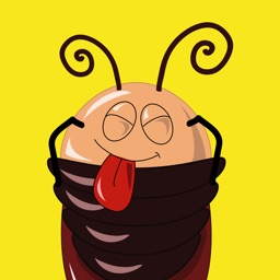 Cockroach - Stickers for iMessage