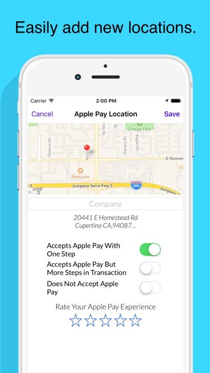 Locator for Apple Pay No Ads screenshot-4