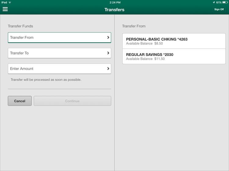 FirstCNB for iPad screenshot-4