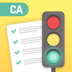 California Driver - License permit test for CA DMV