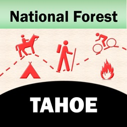 Tahoe National Forest – GPS Offline Map Navigator