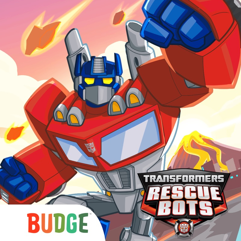 Transformers Rescue Bots: Disaster Dash - Hero Run Hack Tool