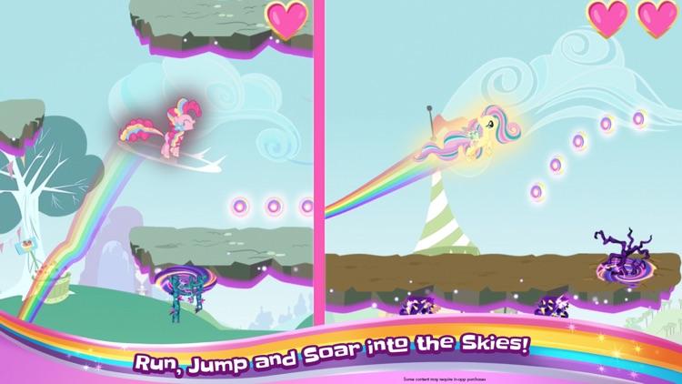 My Little Pony Rainbow Runners screenshot-0