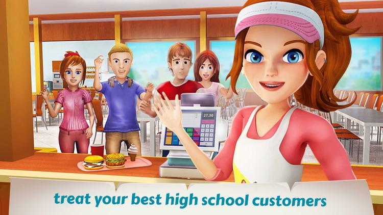 High School Cashier
