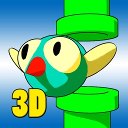 The Clumsy Bird 3D