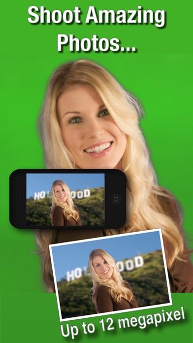 Veescope Live Green Screen App review screenshots
