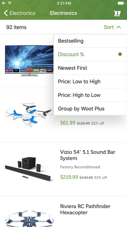 Woot: Shop daily deals and have a laugh screenshot-3