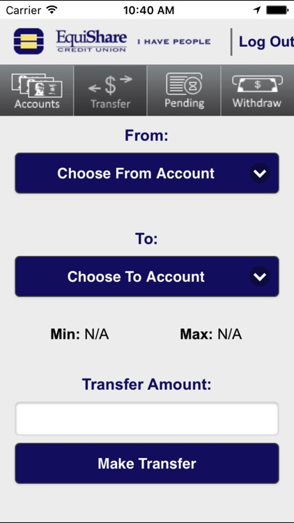 EquiShare Mobile Banking screenshot-4