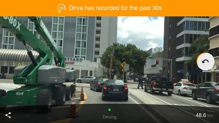 Driva - AI dash cam driving assistant screenshot-4