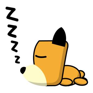 TF-Dog 1 animation Stickers app