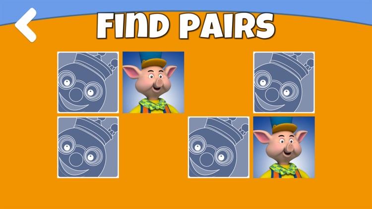 The 3 Little Pigs - Book & Games screenshot-3
