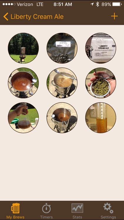 My Brew screenshot-2