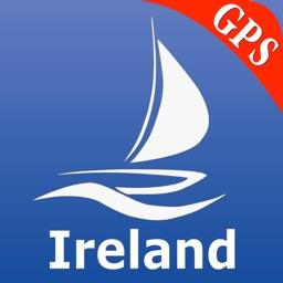Ireland GPS Nautical charts