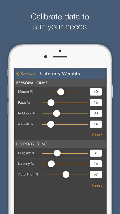 Crime and Place - USA Crime Map and Compass screenshot-3