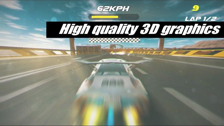 Ace Racing Turbo screenshot-0