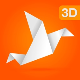 Animated 3D Origami