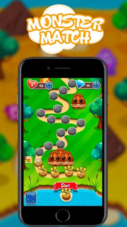 Monster Legends - Match 3 Puzzle Block