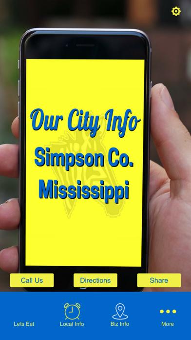 Simpson County MS Info