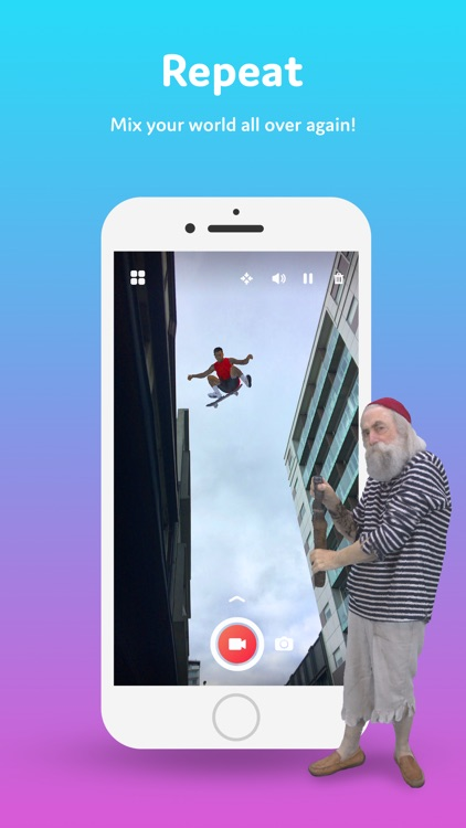 Holo – Holograms for Videos in Augmented Reality screenshot-3