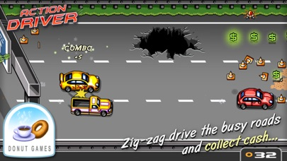Screenshot from Action Driver