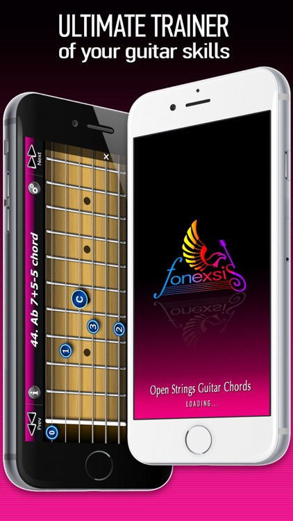 Open String Guitar Chords screenshot-4