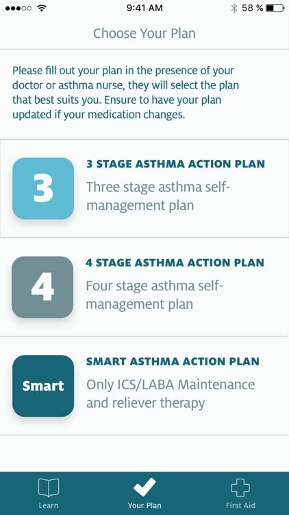 My Asthma App