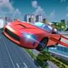 Flying Car & Bus World - Pilot Simulator Game