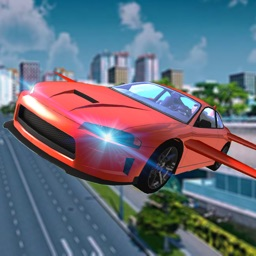 Flying Car & Bus World - Pilot Simulator Game